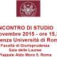 Seminario 16 novembre